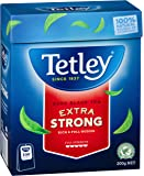Tetley Extra Strong 100 Tea Bags * 6, 600 Tea Bags