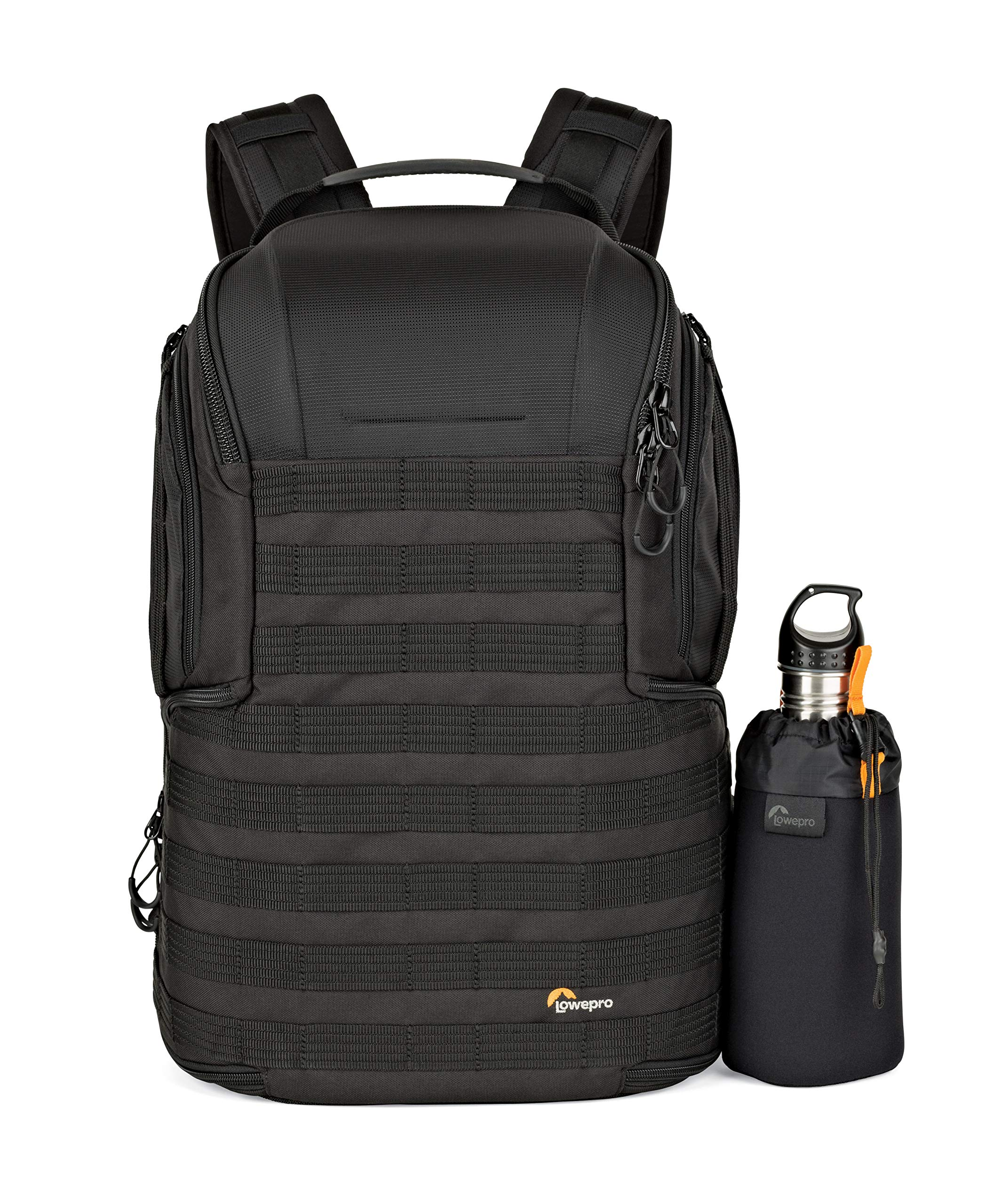 Lowepro ProTactic 350 AW II Black Pro Modular Backpack with All Weather Cover for Laptop Up to 13 Inch, Tablet, Canon/Sony Alpha/Nikon DSLR, Mirrorless CSC and DJI Mavic Drones LP37176-PWW by Lowepro (Image #14)