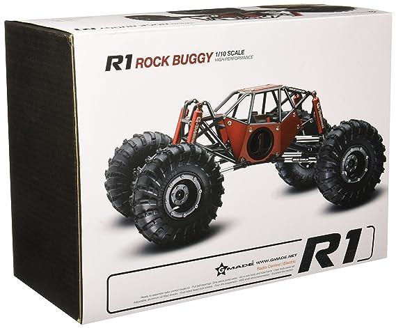 Amazon.com: G-made 51000 Crawler R1 Rock Buggy: Toys & Games