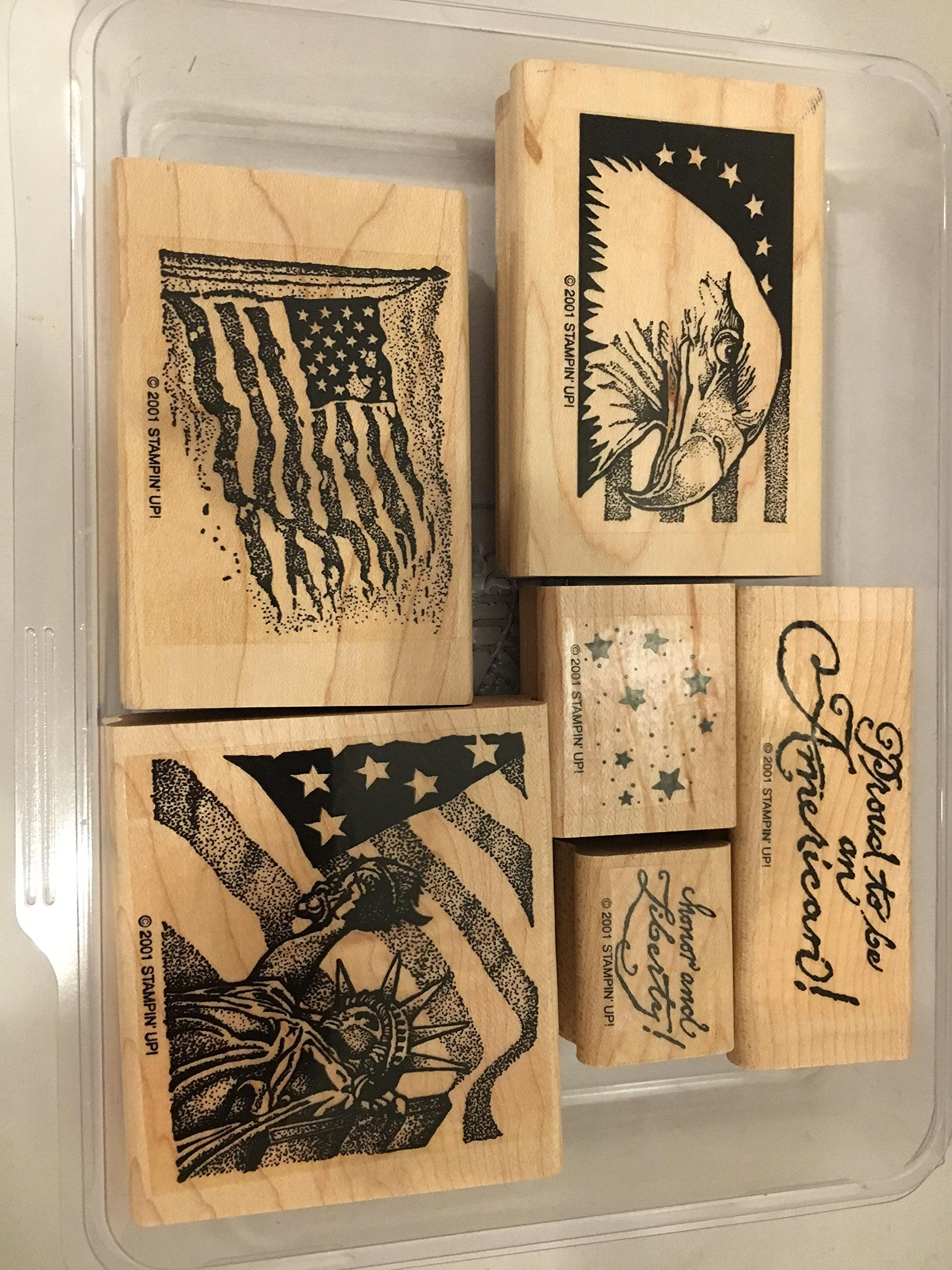 Stampin' Up! Liberty for All Stamp Set