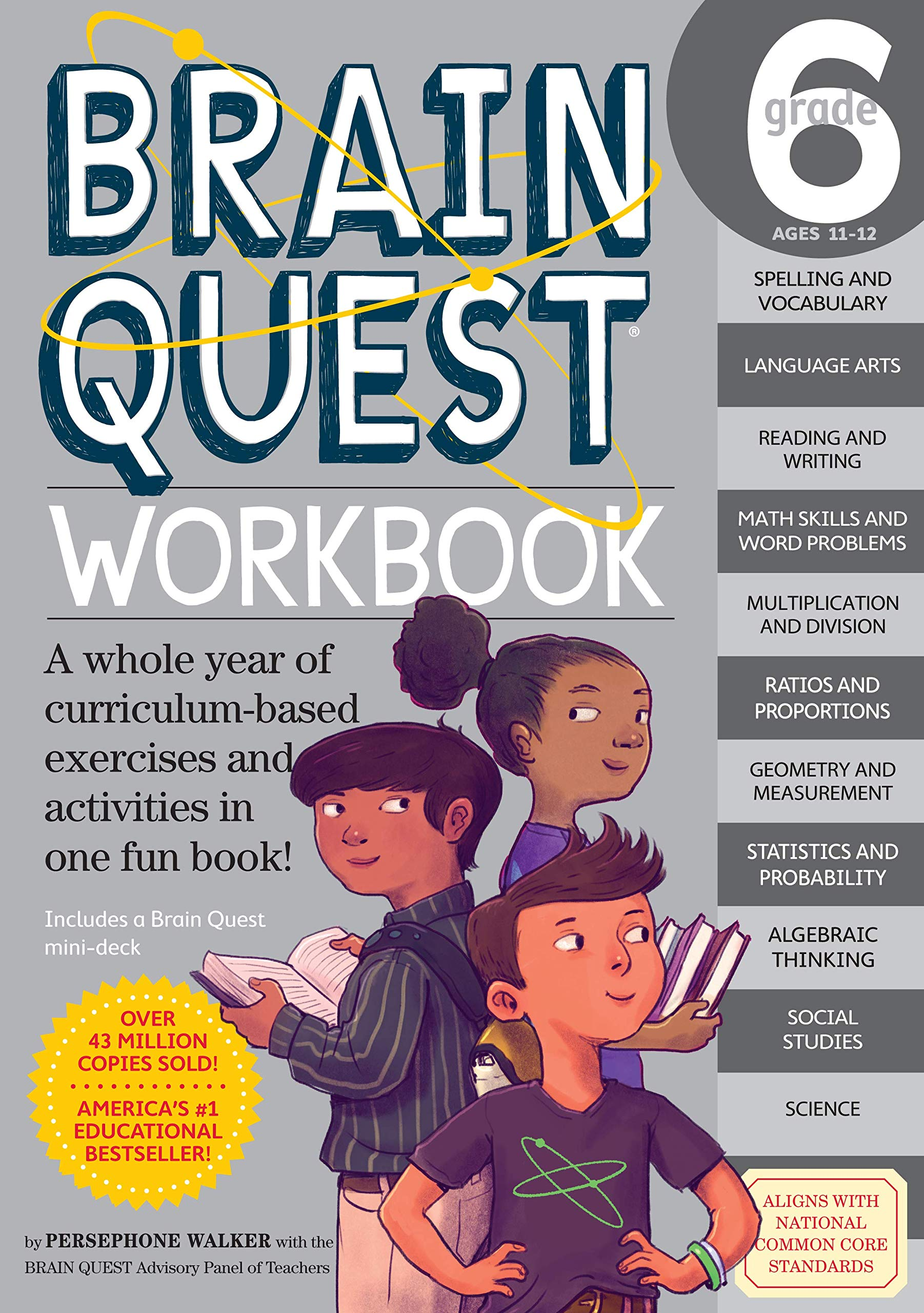 Brain Quest Grades 5 And 6 3