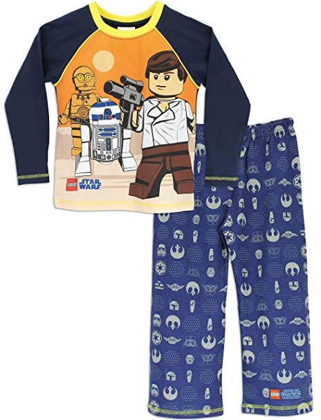 16863470 Lego Star Wars Boys' Lego Star Wars Pajamas Han Solo Size 12: Amazon.ca:  Clothing & Accessories
