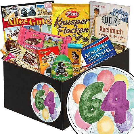 64 Geburtstagsgeschenk Schokolade Box Geschenkset Besondere