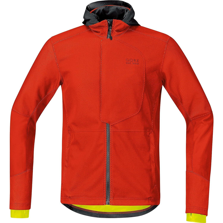 Gore BIKE WEAR Soft Shell Chaqueta, Hombre para ciclismo en carretera o MTB, WINDSTOPPER, URBAN Jacket, Talla: Amazon.es: Deportes y aire libre
