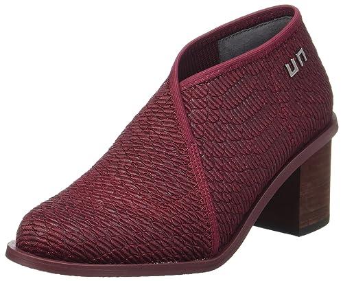 United Nude Fold Base, Mocasines para Mujer, Rojo (Burgundy), 39 EU: Amazon.es: Zapatos y complementos