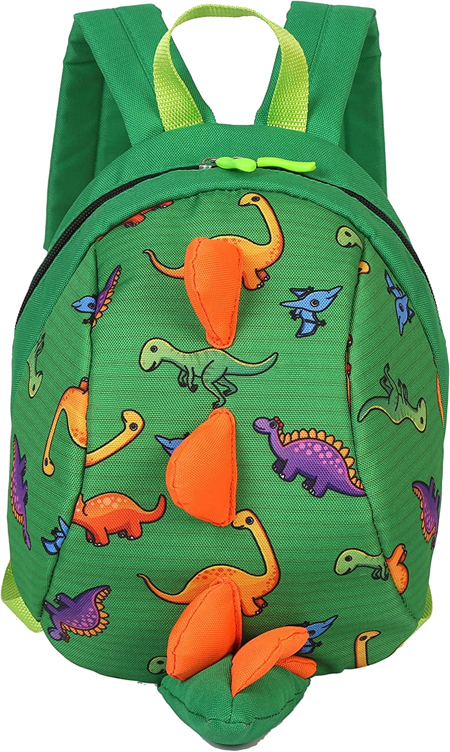 Toddler kids Dinosaur Backpack Book Bags with Safety Leash for Boys Girls