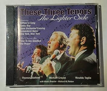Amazon.com: These Three Tenors - The Lighter Side - Italian ...