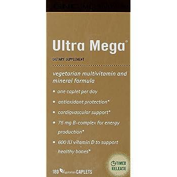 GNC Ultra Mega Multivitamin