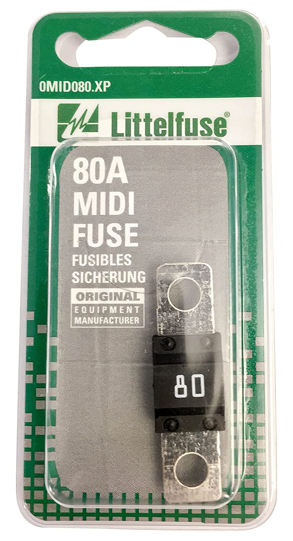 Littelfuse 0MID080XP MIDI 20-200A Bolt-Down Fuse