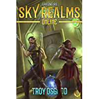 Greenfire: (Sky Realms Online Book 4): A LitRPG Series (English Edition)