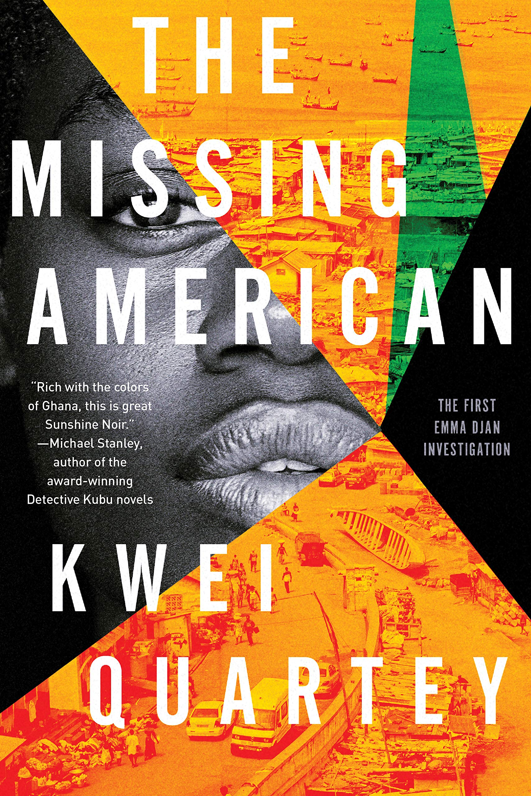 The Missing American: Quartey, Kwei: 9781641292122: Books - Amazon.ca