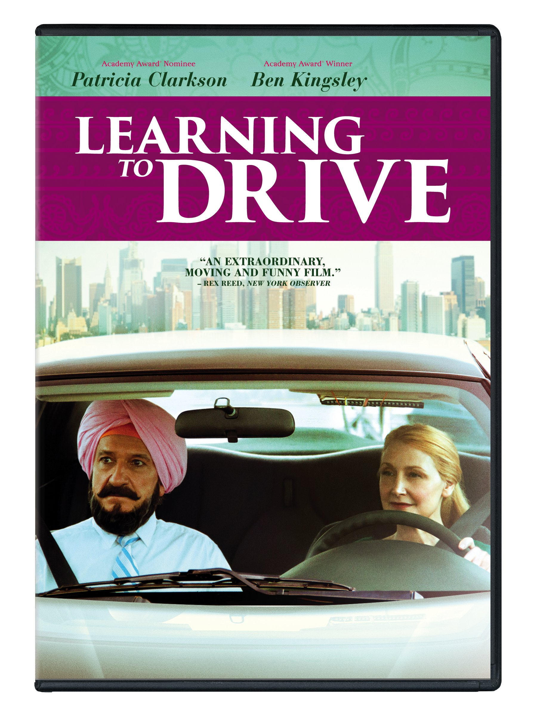 DVD : Learning to Drive (Snap Case, , Dubbed, Widescreen)