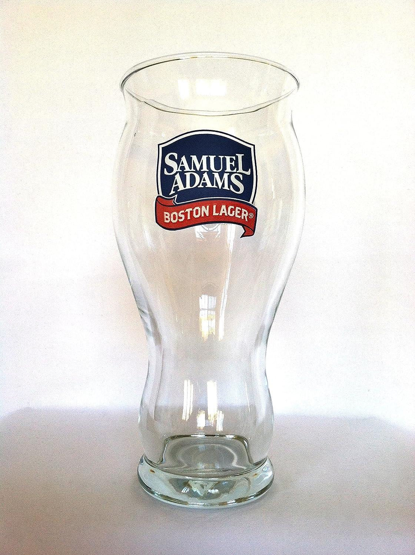 "Collectible Samuel Adams /""Sam/"" Sensory Pint Size 16oz Beer Glass Boston Lager"