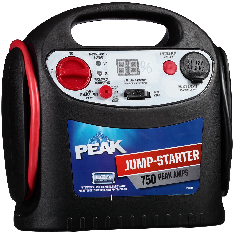 Peak PKC0J7 750 Amp Jumper Starter