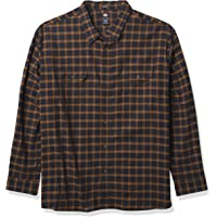 Dickies Mens WL650 Long Sleeve Flex Flannel Shirt Long Sleeve Shirt - Multi