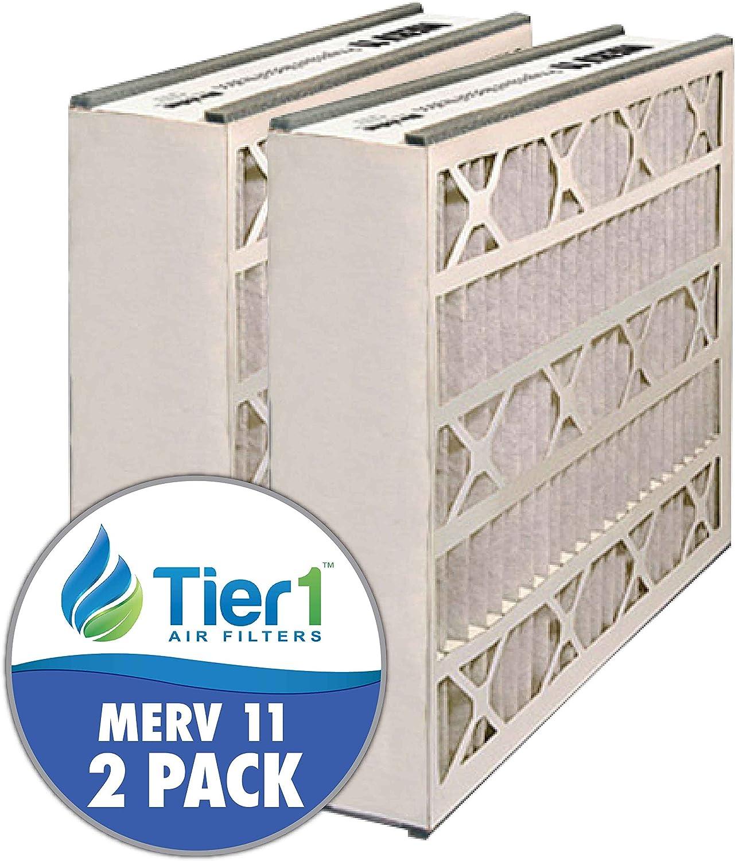 Trion 259112-105 Air Bear Cub Filter 16x25x5 MERV 11 3-Pack