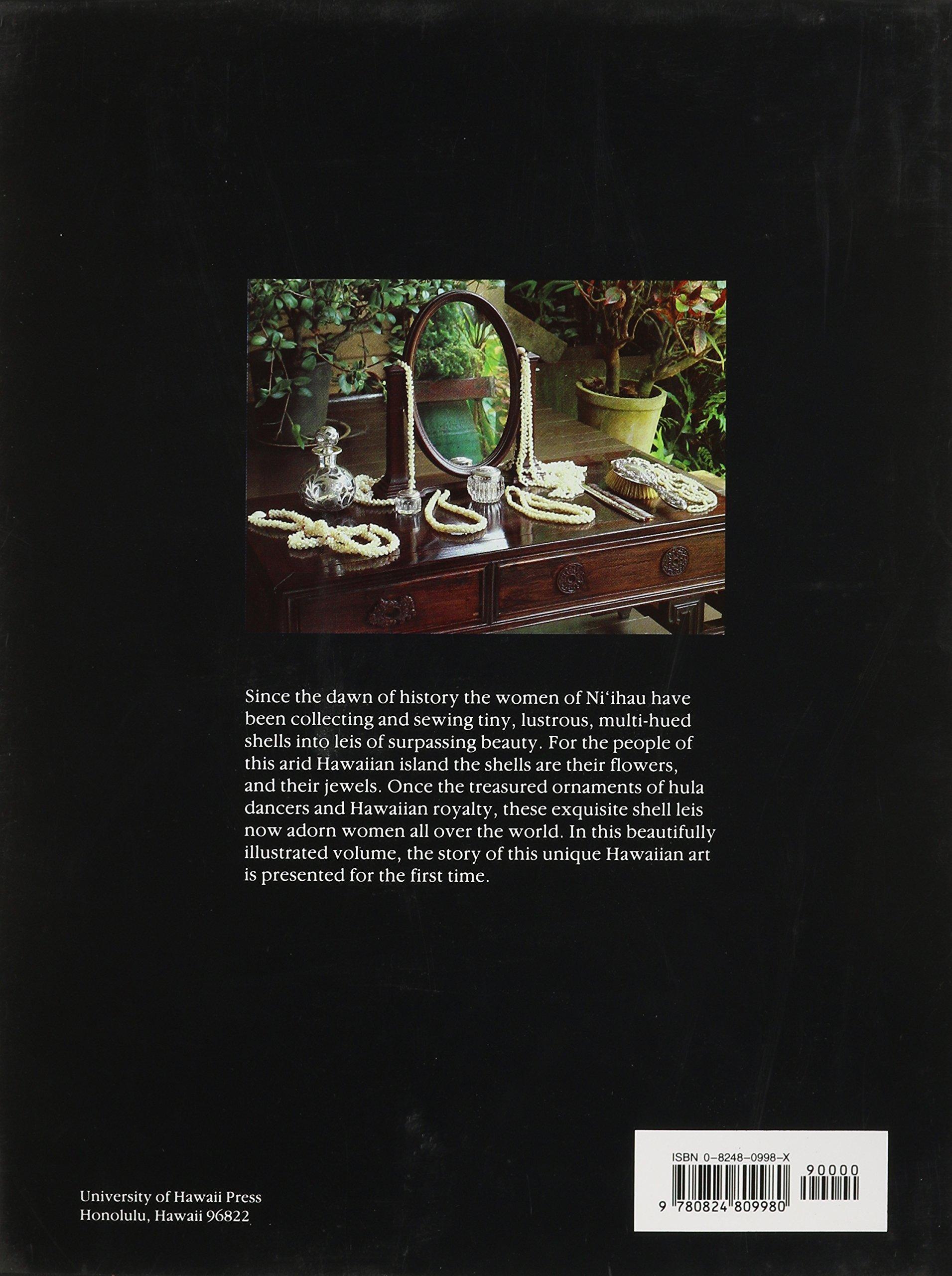Ni'ihau Shell Leis (kolowalu Books): Linda Paik Moriarty: 9780824809980:  Amazon: Books