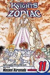 Knights of the Zodiac (Saint Seiya), Vol. 11: To You I Entrust Athena (English Edition) eBook Kindle