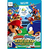 Mario & Sonic At The Rio 2016 Olympic Games - Wii U
