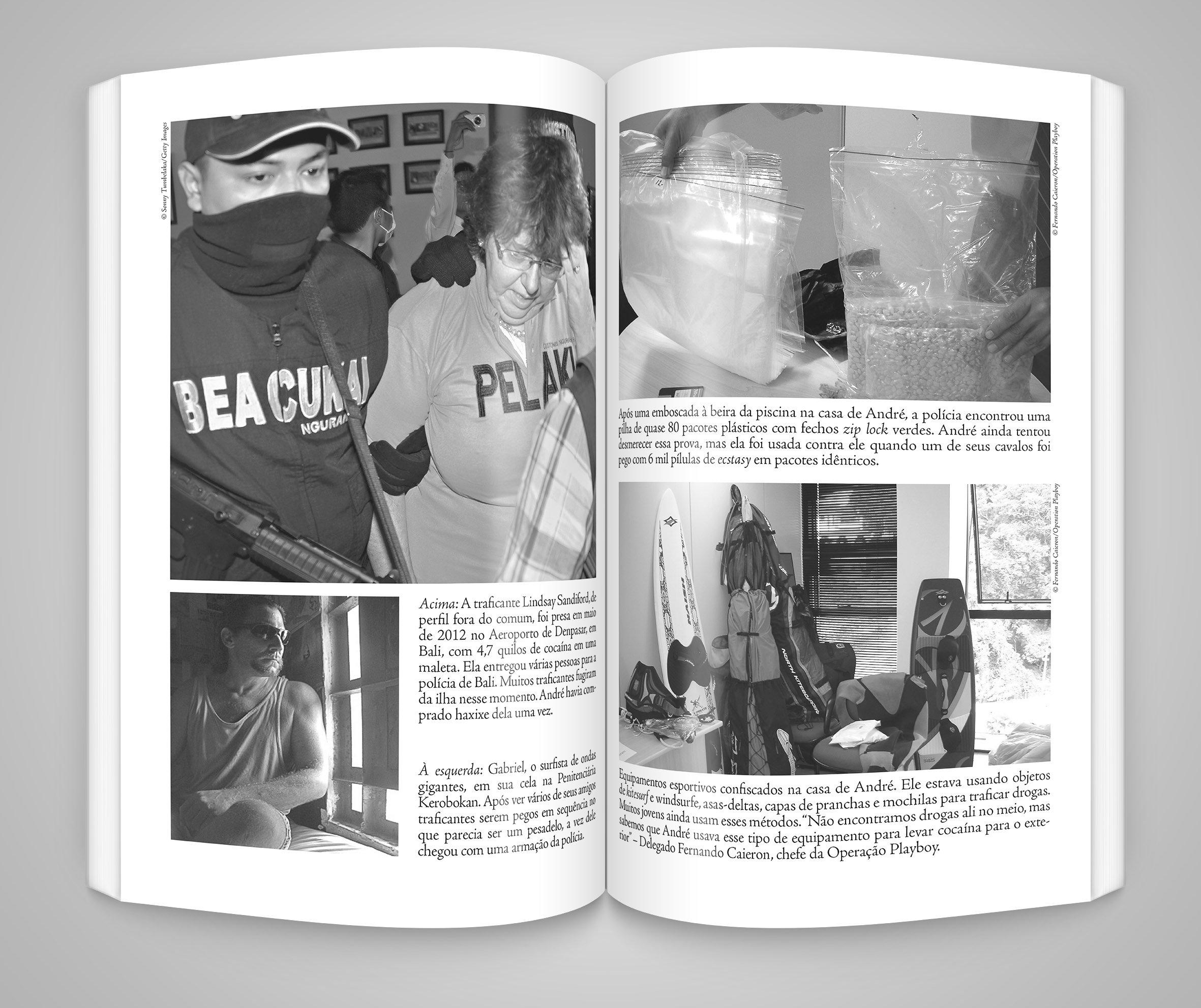 Nevando em Bali. A Dramática Historia do Surfista Brasileiro Condenado a Morte por Traficar Drogas (Em Portuguese do Brasil): Kathryn Bonella: ...
