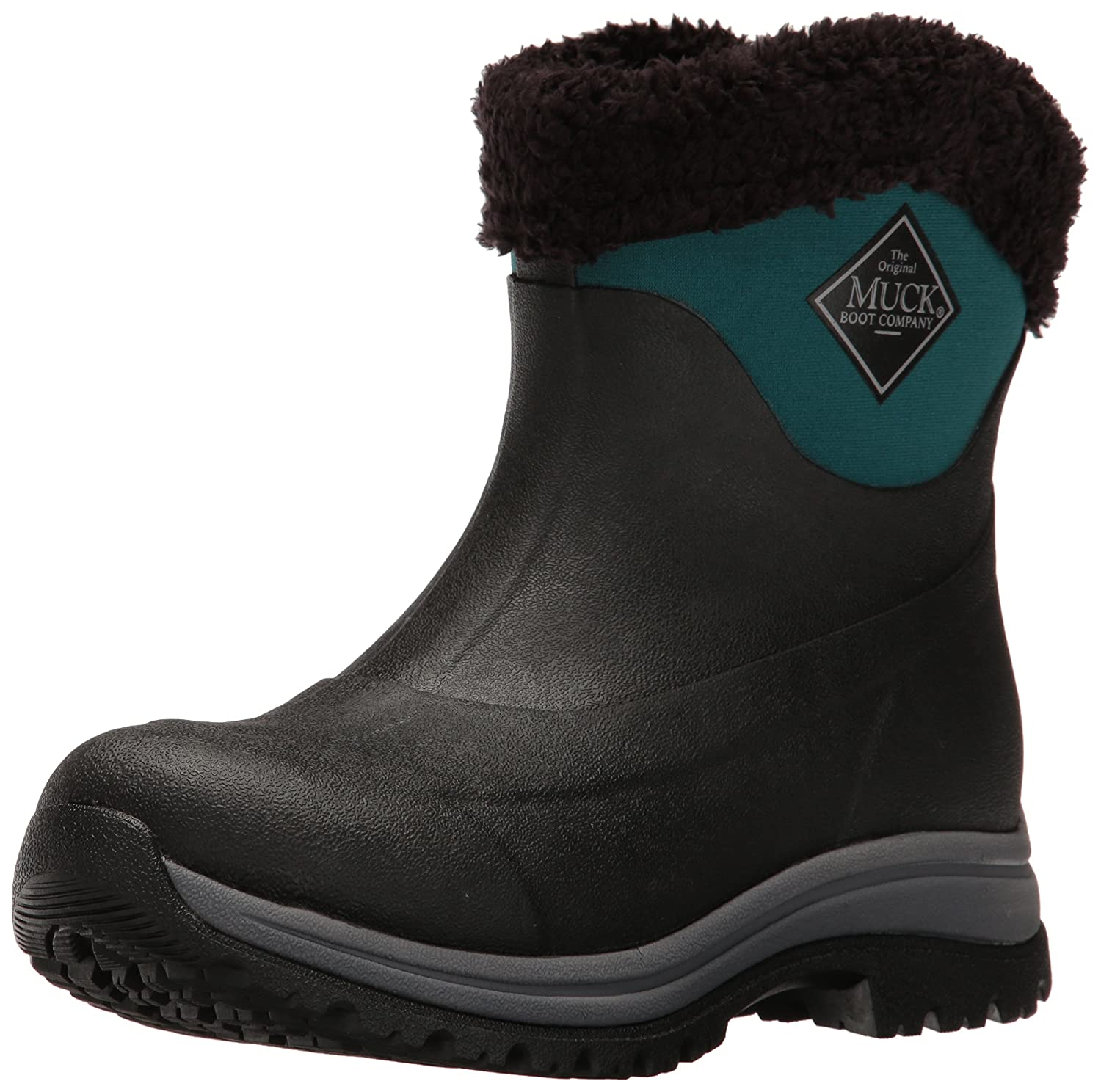 Muck Boot Arctic Apr/Ã/¨s Casual Slip-On Rubber Womens Winter Boot