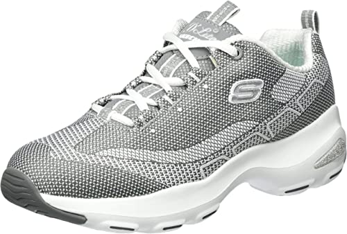 Skechers Extreme D'lites Women's Sports Shoes Trainers Black