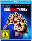 The Big Bang Theory - Die komplette siebte Staffel [Blu-ray]