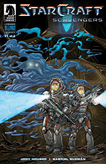 Amazon com: StarCraft: Scavengers (Starcraft Volume 1) eBook: Jody