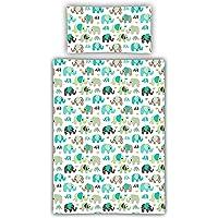 Kinderbettwäsche viele Designs 2-tlg. 100% Baumwolle 40x60 + 100x135 cm