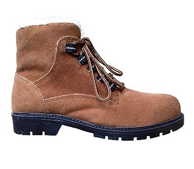 c34aa299e4b Cotton Traders Mens Womens Unisex Sherpa Lined Hiking Walking ...