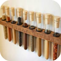 DIY Spice Rack Ideas