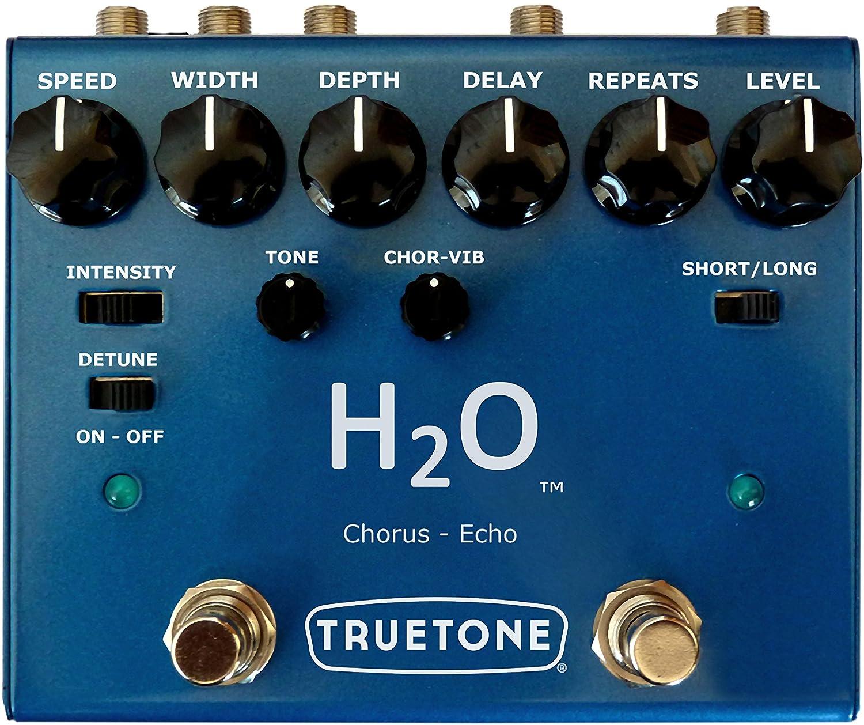 Visual Sound V3H2O Liquid Chorus and Echo Pedal