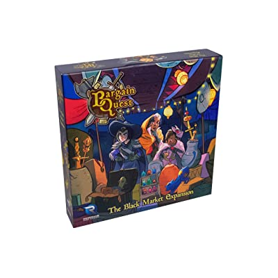 Bargain Quest: The Black Market Expansion: Toys & Games