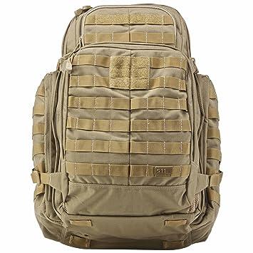 d16ed1c09cc 5.11 Tactical Rush 72 Backpack 58602 - Mochila Rush, Adulto, Arena, Talla  única: Amazon.es: Deportes y aire libre