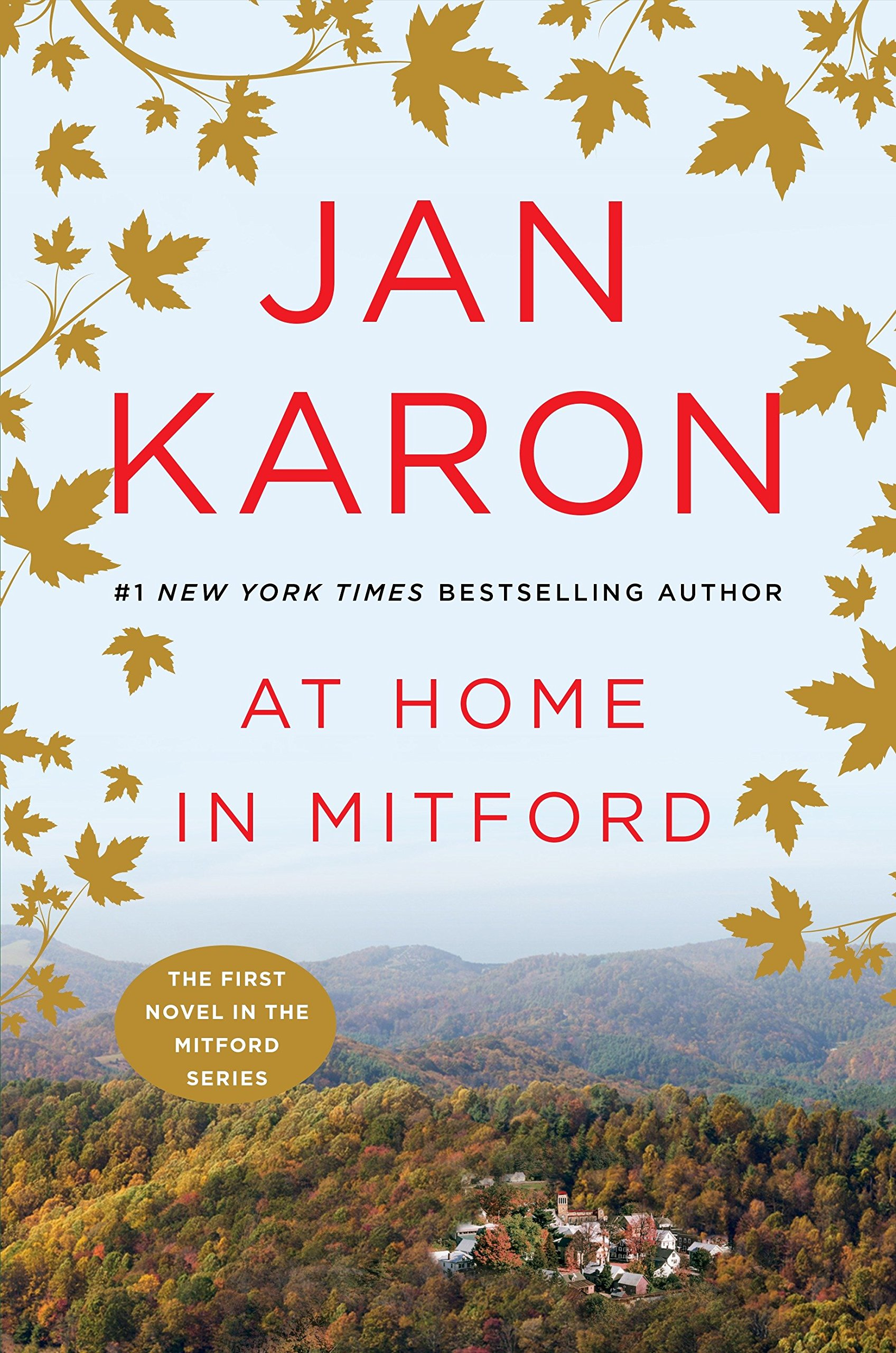 Download At Home in Mitford PDF