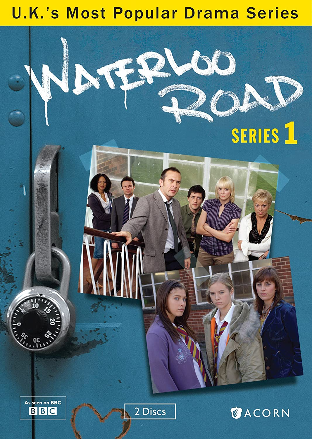Amazoncom Waterloo Road Series 1 Philip Martin Brown