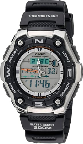 Casio Men's Moonphase watch