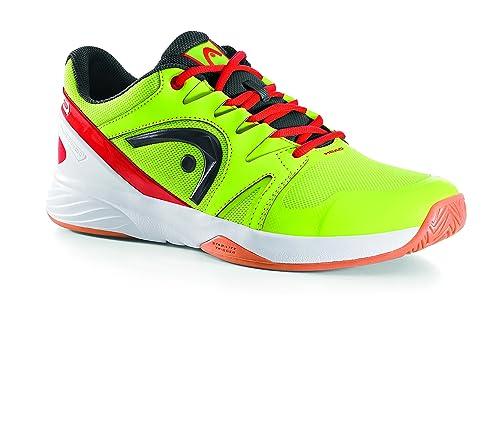 Head Nitro Team, Zapatos de Squash para Hombre: Amazon.es: Zapatos y complementos