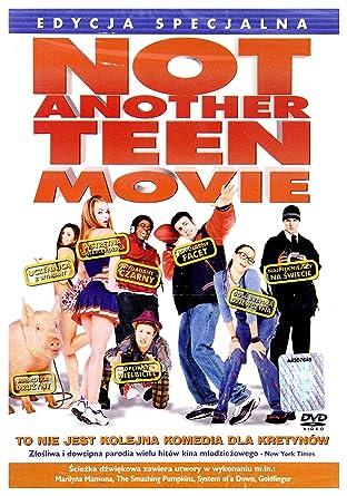 Not Another Teen Movie IMPORT No hay versión española: Amazon ...