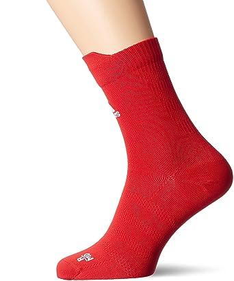 adidas Alpha Skin Ultralight Crew Socks Calcetines: Amazon ...
