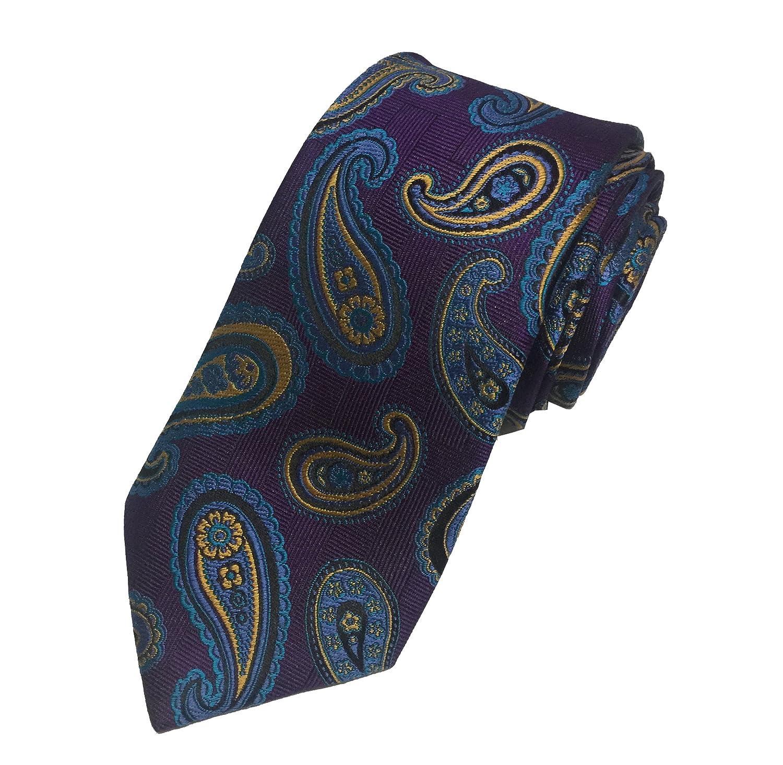 Ted Baker London - Corbata de seda para hombre, 100% tejida, color ...