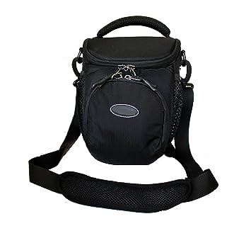 Negro bolsa para cámara de fotos digital Nikon Coolpix B500 L340 ...