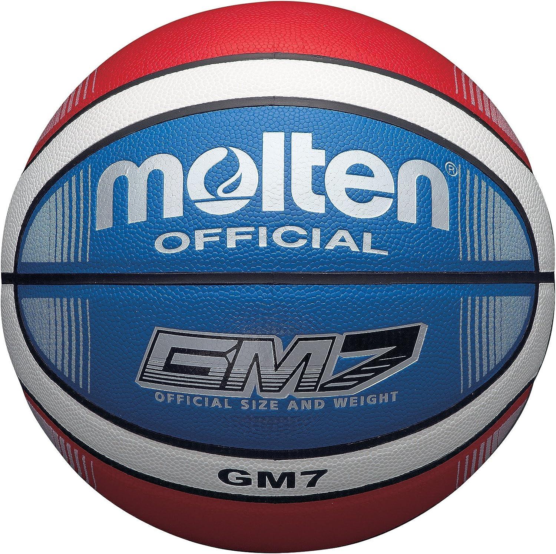 MOLTEN - Pelota de Baloncesto Azul Azul Talla:Size 6: Amazon.es ...
