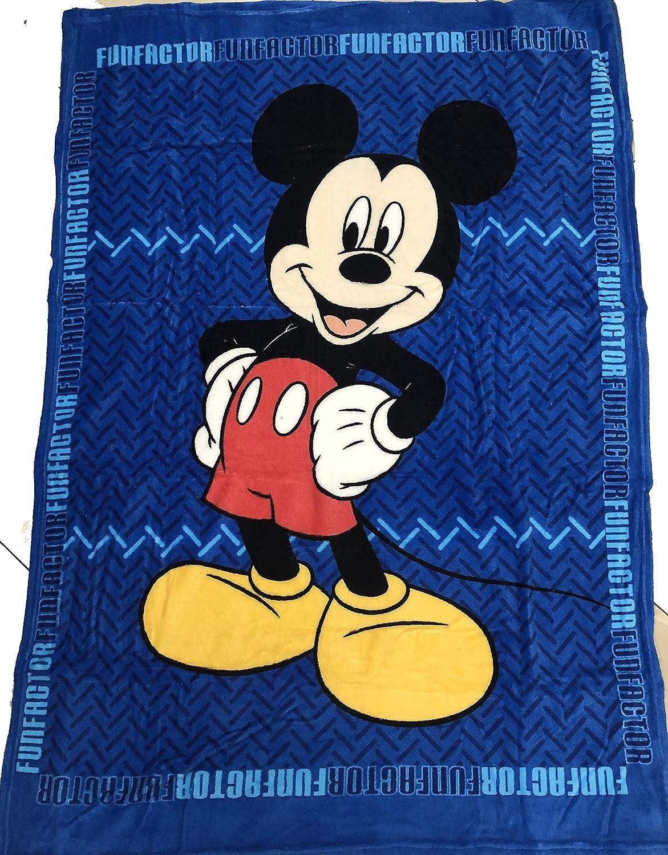 G E C - Manta de Coral Mickey Mouse