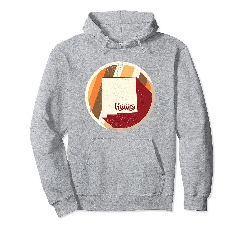 Vintage New Mexico Hoodie State Home Retro Sweatshirt-alottee gift