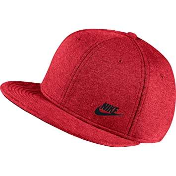 Nike Tech Pack True Red - Gorra para Hombre, Color Rojo, Talla única