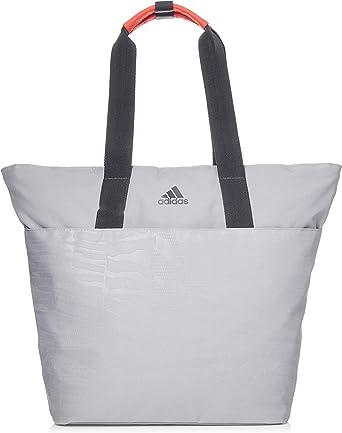 Culpa lago Abandonar  adidas Womens ID Tote Bag Shoulder Zip: Amazon.co.uk: Shoes & Bags