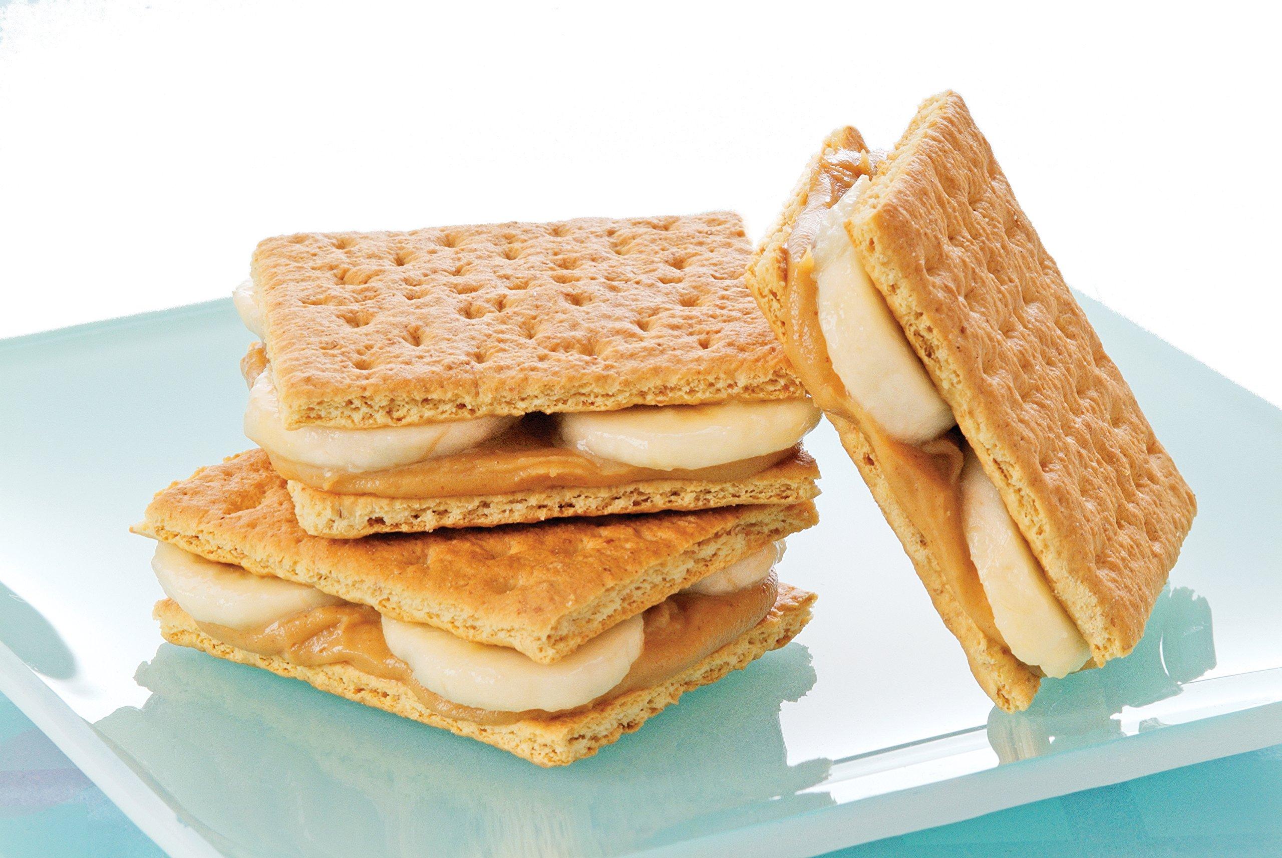 Honey Maid Honey Graham Crackers - Family Size, 25.6 Ounce (Pack of 6) by Honey Maid (Image #7)