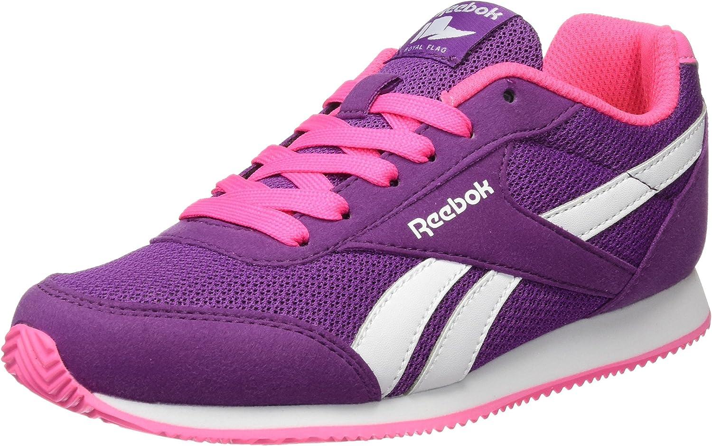 Reebok BD5437, Zapatillas de Trail Running para Niñas, Morado (Aubergine/Solar Pink/White), 38 EU: Amazon.es: Zapatos y complementos