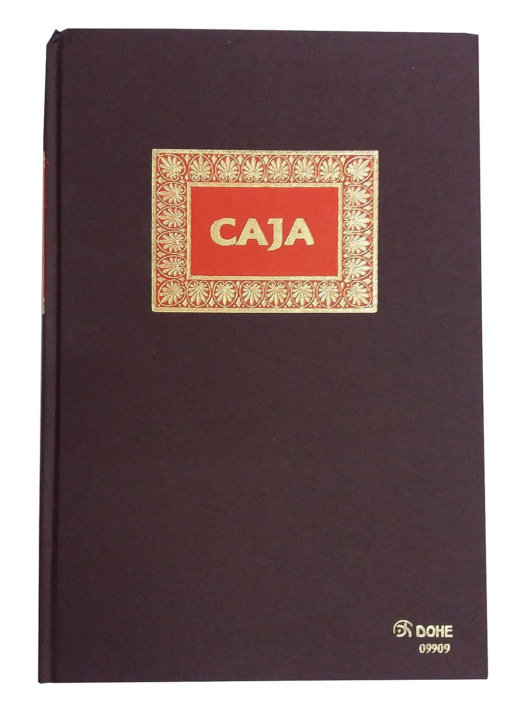 Dohe 9909 - Libro de contabilidad, caja, folio natural